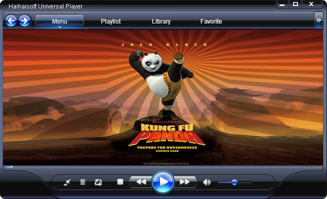 Windows 7 Haihaisoft Universal Player 1.5.8.0 full